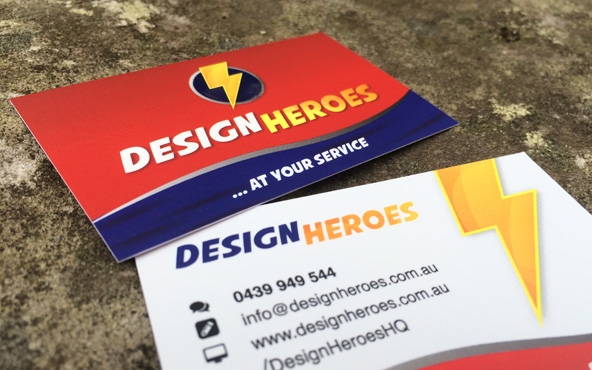 Business Cards Printing and Design
